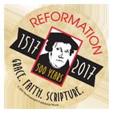 Reformation 500: Grace, Faith, Scripture.