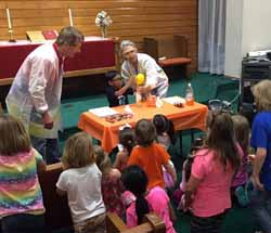 Summer 2017 VBS: SonSpark Labs.